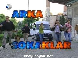 Arka Sokaklar dizi oyunu
