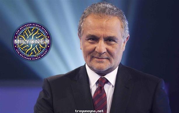 ATV'de yayınlanan kim milyoner olmak ister kenan ışıkla başladı şimdi Selçuk ...