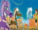 My Little Pony Atları Besle
