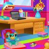 Oyuncak bulmaca oyunu 30 saniye süreniz ve gizli oyuncakları bulun ve nesne b...