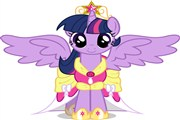 Prenses Twilight Sparkle Gizli Harfler Bulma