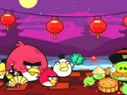 Angry birds gizli harfleri bul