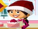 Ashley'nin Yılbaşı Pastaları'nı yapması için işe başlayacağı bu oyunumuzda, k...