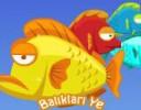 Balıkları Besle