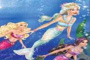 Barbie deniz kızı harf bulma
