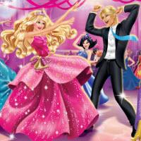 Barbie prenses okulu gizli sayılar bul