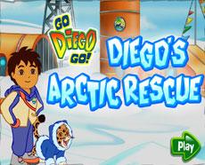 Diego kutup macerası oyunumuzda kaşif doranın en sevdiği arkadaşı diego ile k...