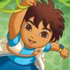 Diego puzzle oyununda yapboz yaparak parçaları tamamlayacağız. Dora ve diego ...