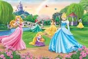 Disney prensesleri gizli harf bulma