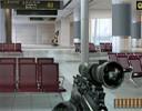 Havaalanında terorist saldırısına maruz kalan karakterimizi onlara karşı sald...