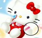 Hello kitty gizli say� bulma