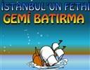 <strong>İstanbul'u Fethet Oyunu</strong>  İstanbul'u Fethet oyununda top at...