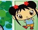 Ni Hao, Kai-lan Gizli sayılar bulma oyunu oyna. Kai Lan'ın resimlerindeki giz...