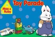Max ve Ruby Oyuncaklar oyununda evde dağınık haldeki oyuncakları toplayıp oyu...