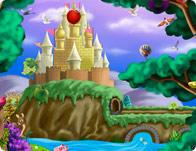 Pamuk prensesin şatosunda gizlenmiş nesneleri bulacağız. Pamuk prenses ile ya...