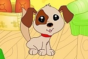 Minişler oyunlarının sevimli köpeği Miniş puppy bakım oyunu oynayacaksınız. P...