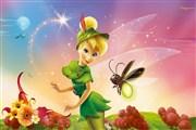 Disney oyunlarının en güzel karakterlerinden Tinkerbell ve peri arkadaşlarını...