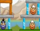<strong>Yumurta Kafalar Oyunu</strong>  Yumurta kafalar oyununda elektrik ş...