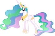 My Little Pony Prenses Celestia Gizli Harfler