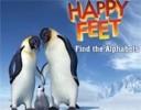 Penguen oyununda penguenler arasındaki harfleri bulup mouse ile tıklayıp seçi...