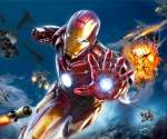 iron man filminin ünlü karakteri nam-ı diğer demir adam resminde gizli harfle...
