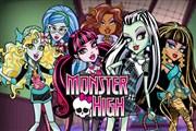Monster High Gizli harfler