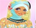 Pakistanlı Kızın geleneksel giysilerini giydirme oyunu oyna. Pakistan halkı g...